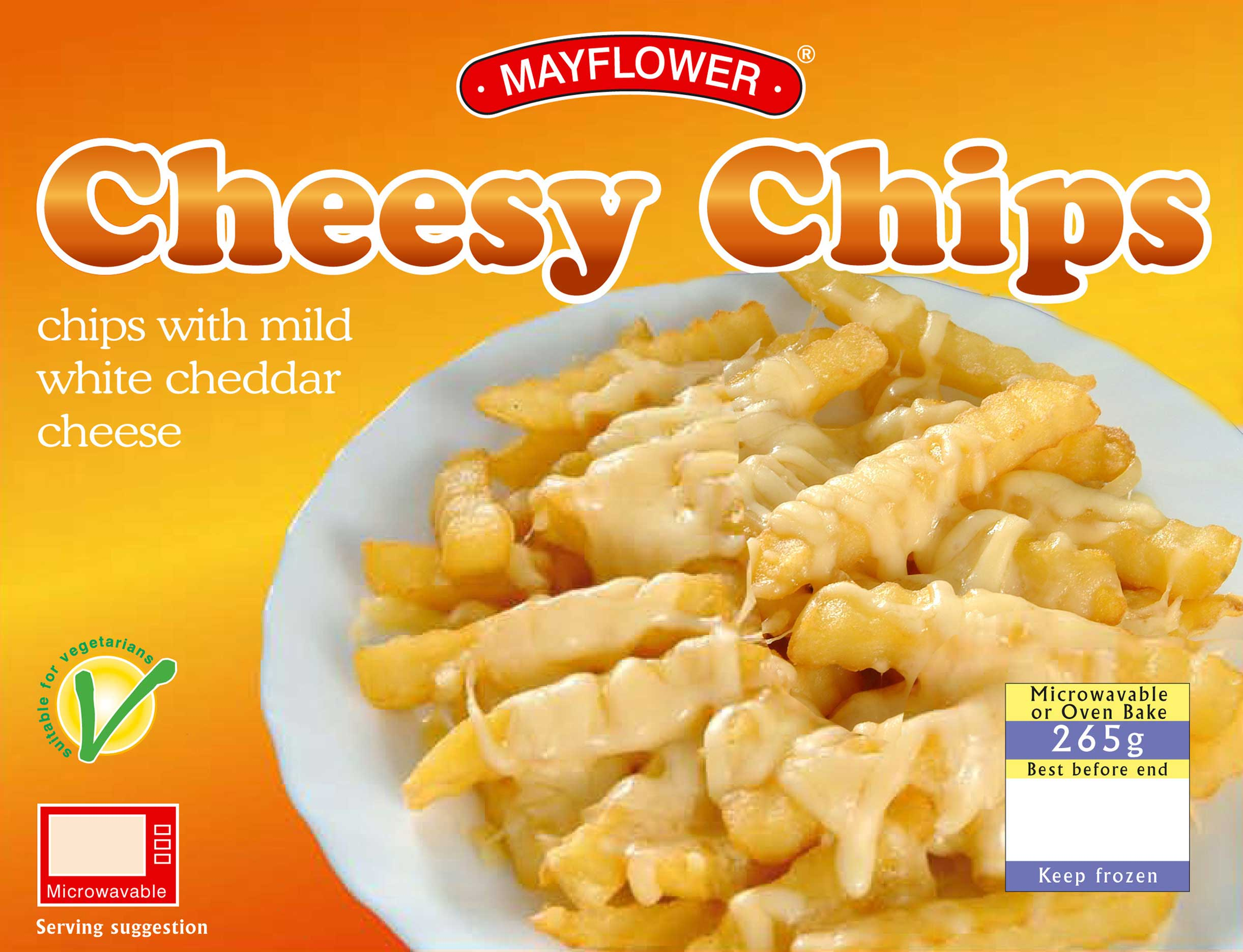 Cheesy Chips